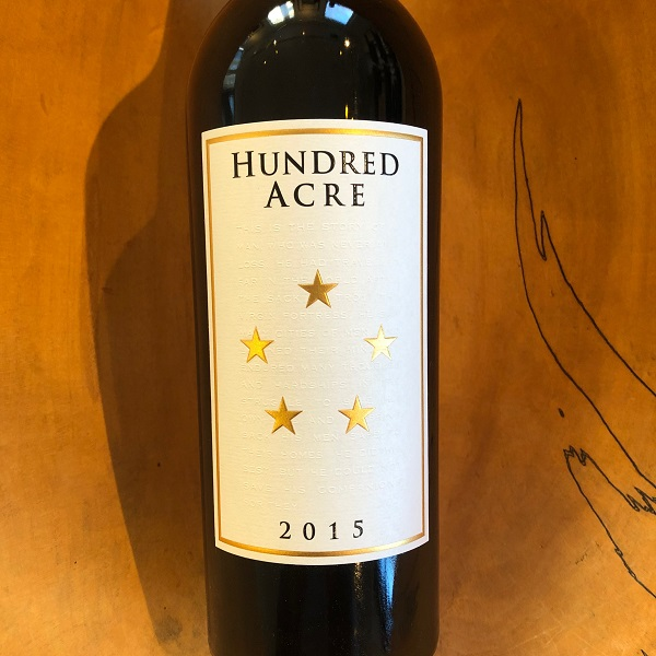 Hundred Acre  'Ark Vineyard' Cabernet Sauvignon 2015 - K. Laz Wine Collection