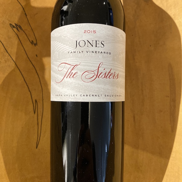 Jones Family 'Sisters' Cabernet Sauvignon 2015 - K. Laz Wine Collection