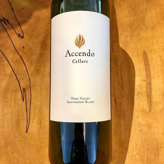 Accendo Sauvignon Blanc 2018 - K. Laz Wine Collection