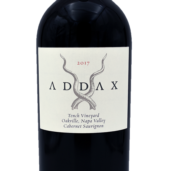 Addax 'Tench Vineyard' Cabernet Sauvignon 2017- Special Priced 3-Pack - K. Laz Wine Collection