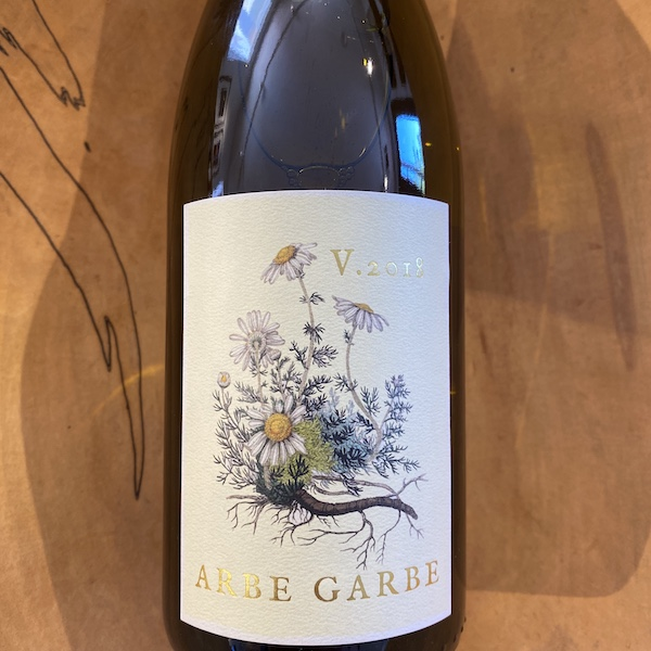 Arbe Garbe Russian River Valley White 2018 - K. Laz Wine Collection