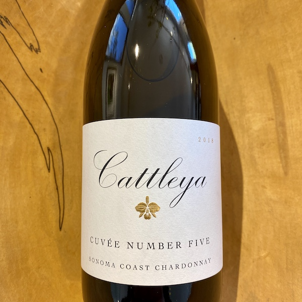 Cattleya 'Cuvée #5' Russian River Valley Chardonnay 2018- Special Priced 3-Pack - K. Laz Wine Collection