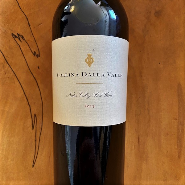 Dalla Valle 'Collina Dalla Valle' Red 2017 - K. Laz Wine Collection