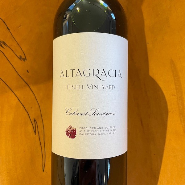 Eisele 'Altagracia' Cabernet Sauvignon 2018- Special Priced 3-Pack - K. Laz Wine Collection