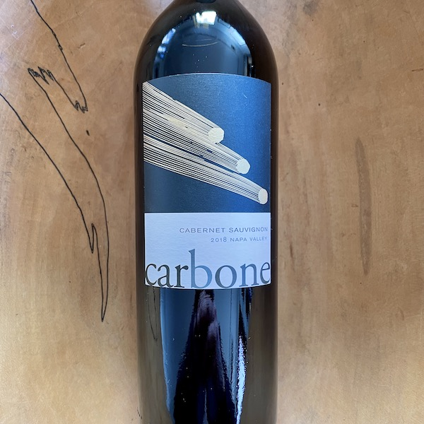 Favia 'Carbone' Napa Valley Cabernet Sauvignon 2018 - K. Laz Wine Collection