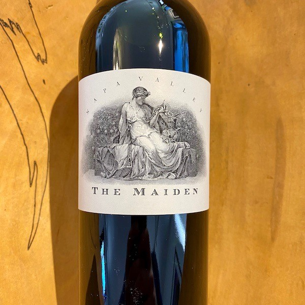 Harlan Estate 'Maiden' Red 2014 - Library Offering - K. Laz Wine Collection