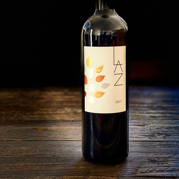 LAZ Napa Valley Cabernet Sauvignon 2017 - 1.5L Bottle - K. Laz Wine Collection