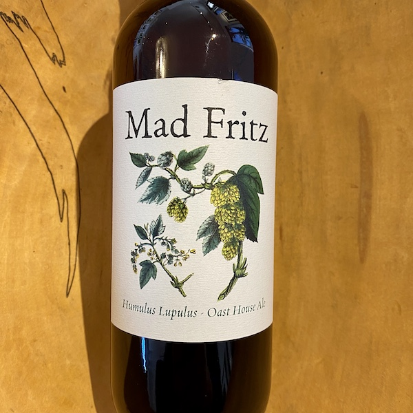 Mad Fritz Beer Oast House Ale - 26.6 fl.oz - K. Laz Wine Collection