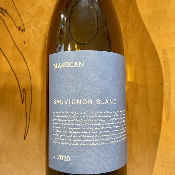 Massican Sauvignon Blanc 2020 - K. Laz Wine Collection