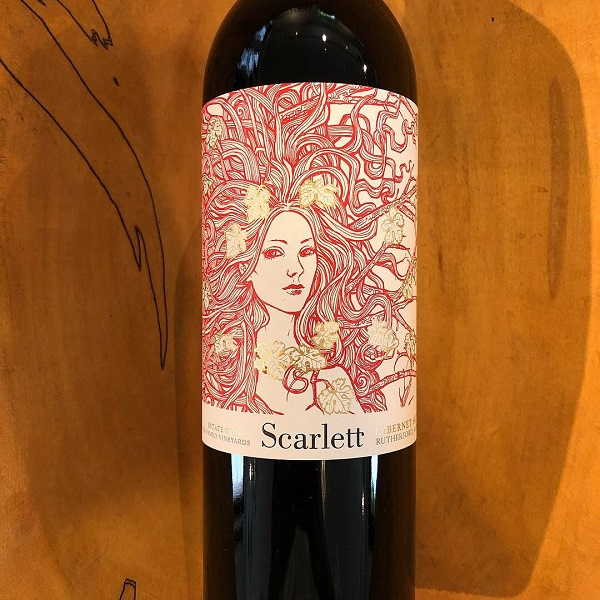 McGah Family Vineyards 'Scarlett' Cabernet Sauvignon 2017 - Special Priced 6-Pack - K. Laz Wine Collection