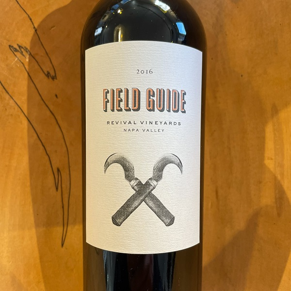Revival 'Field Guide' Red 2016- Special Priced 3-Pack - K. Laz Wine Collection