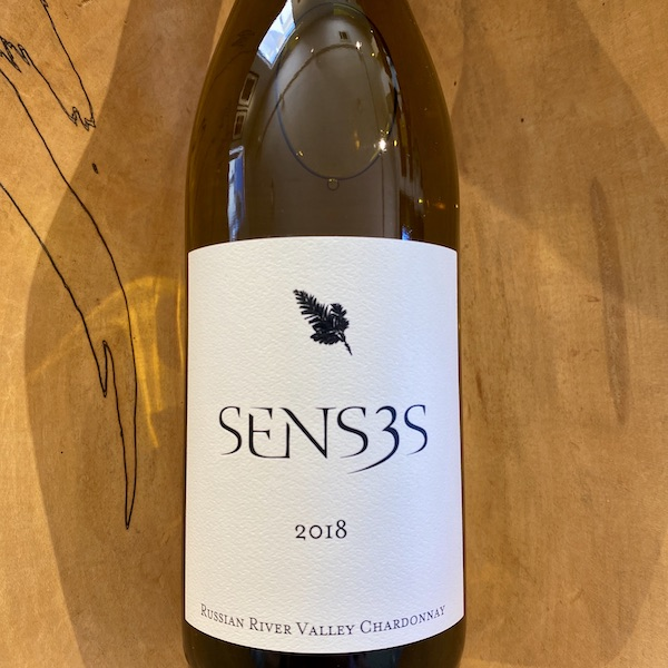 Senses 'Russian River Valley' Chardonnay 2018 - Special Priced 6-Pack - K. Laz Wine Collection