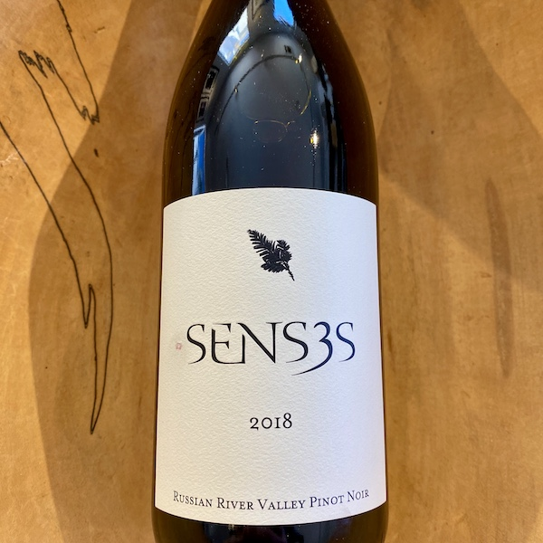 Senses 'Russian River Valley' Pinot Noir 2018 - Special Priced 6-Pack - K. Laz Wine Collection