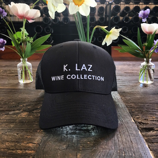 K. LAZ Hat  - K. Laz Wine Collection