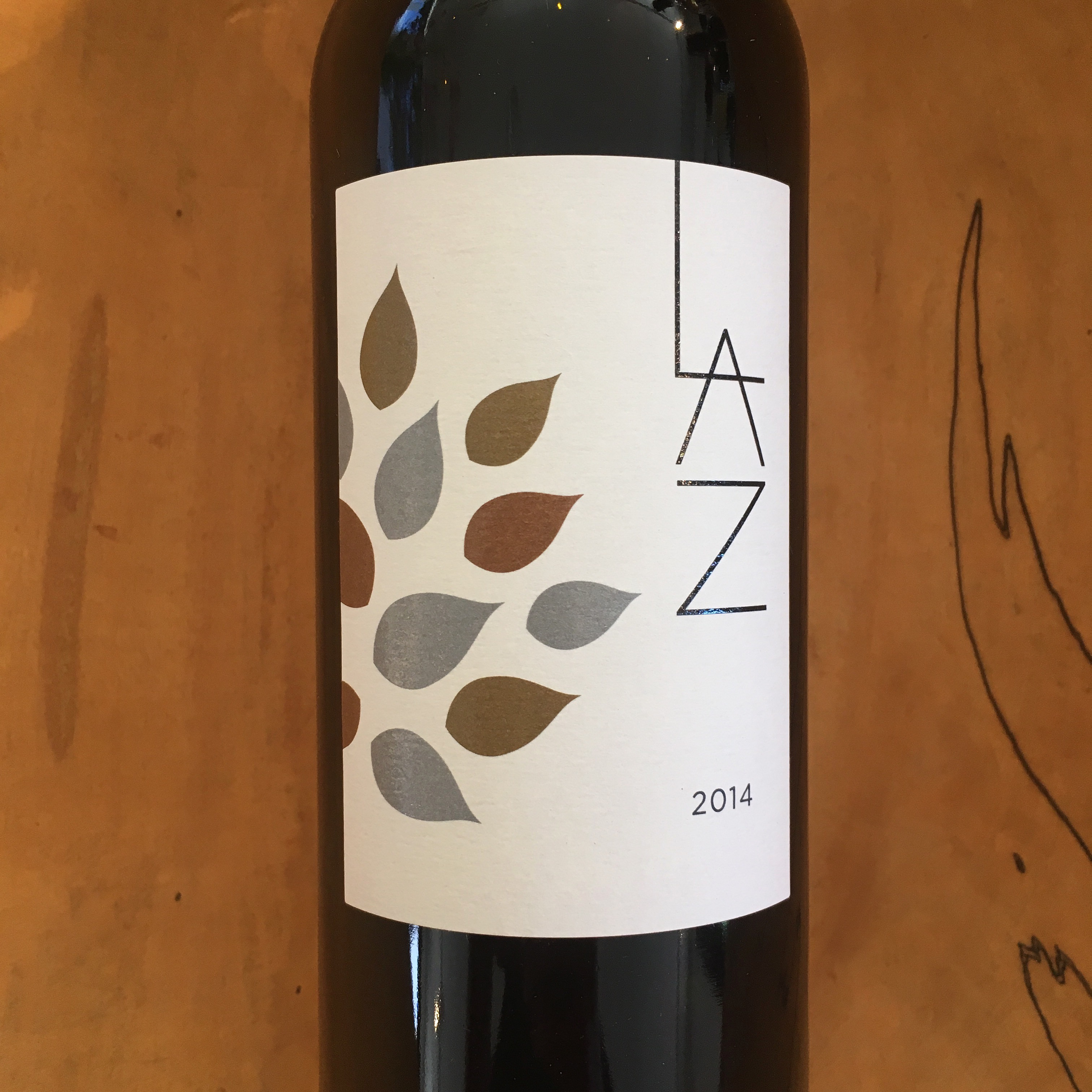 LAZ Cabernet Sauvignon 2014 Napa Valley - K. Laz Wine Collection
