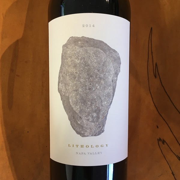Lithology Cabernet Sauvignon 2014 Napa Valley - K. Laz Wine Collection