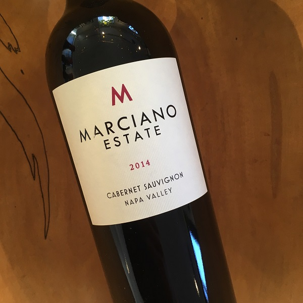 Marciano Estate Cabernet Sauvignon 2014  St. Helena - K. Laz Wine Collection