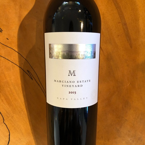 Marciano Estate 'M' Estate Red 2015 - K. Laz Wine Collection