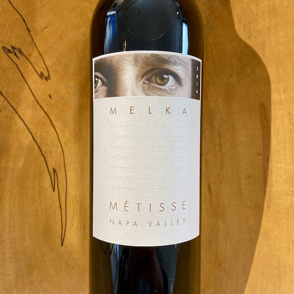 Melka 'Metisse Martinez Vineyard' Cabernet Sauvignon 2016 - K. Laz Wine Collection