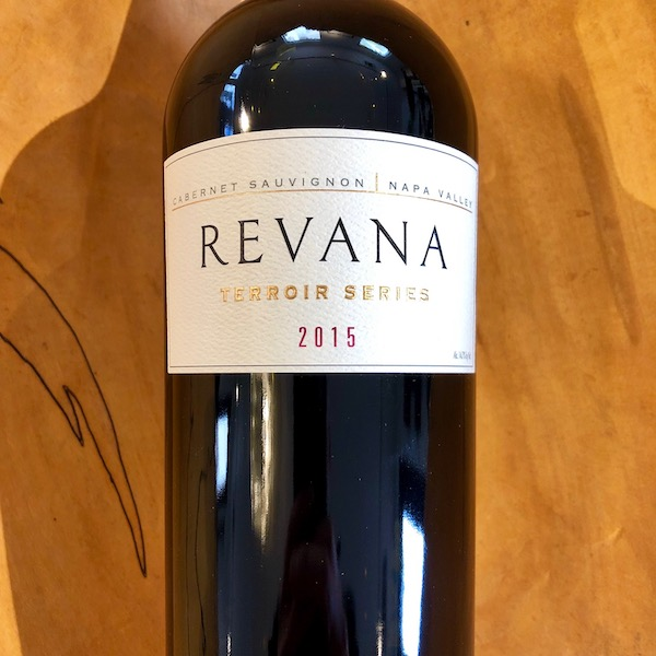 Revana 'Terroir Series' Cabernet Sauvignon 2015 - K. Laz Wine Collection