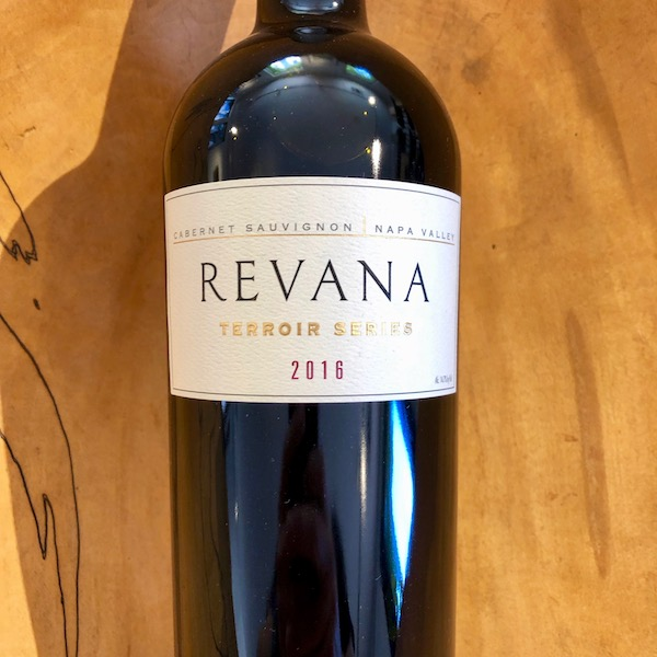 Revana 'Terroir Series' Cabernet Sauvignon 2016 - K. Laz Wine Collection