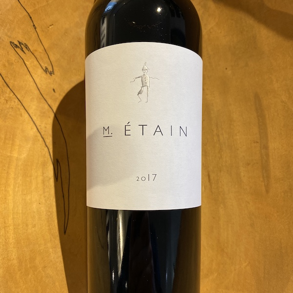Scarecrow M. Etain Cabernet Sauvignon 2017 - K. Laz Wine Collection
