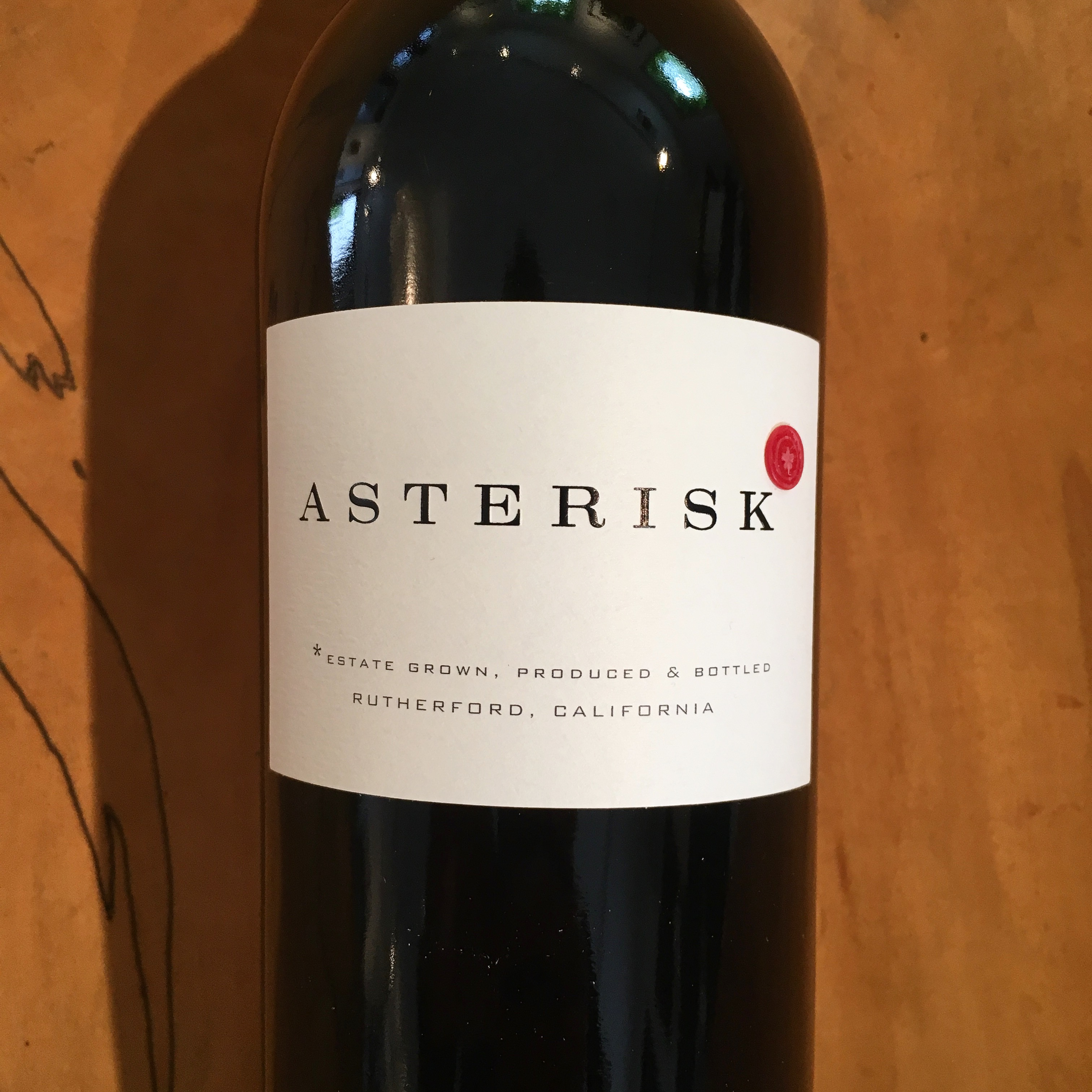 SLOAN 'Asterisk' Red 2013 Rutherford - Napa Valley - K. Laz Wine Collection