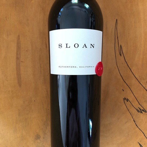 SLOAN  Estate Red 2014 - K. Laz Wine Collection