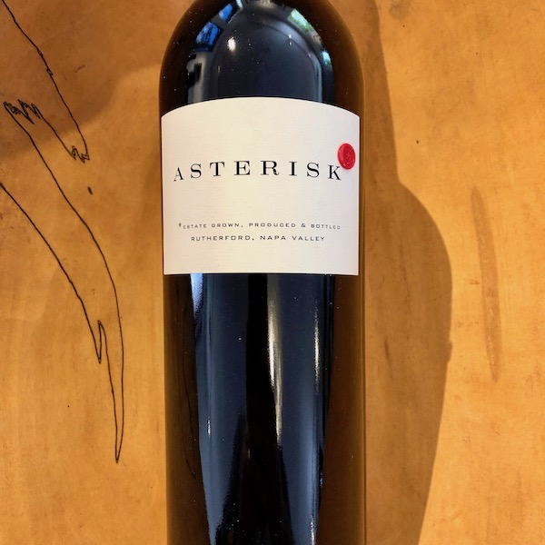 Sloan Estate 'Asterisk' Red 2015 - K. Laz Wine Collection