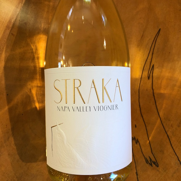 Straka  Viognier 2017 - K. Laz Wine Collection