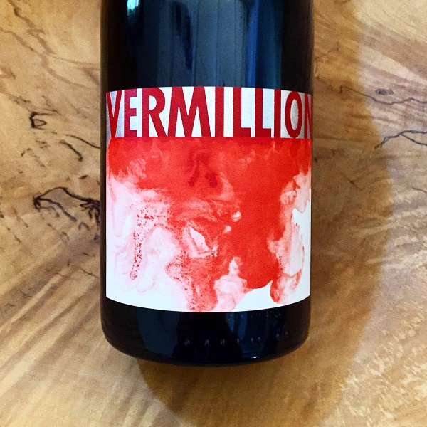 Vermillion Red 2017 - K. Laz Wine Collection