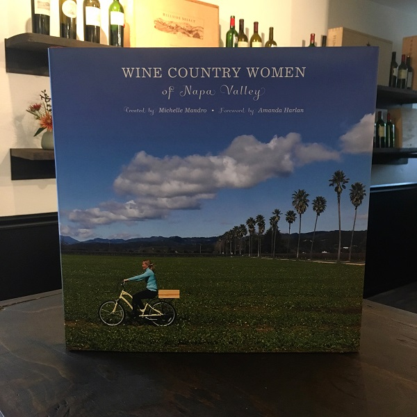 Wine Country Women Book  - K. Laz Wine Collection