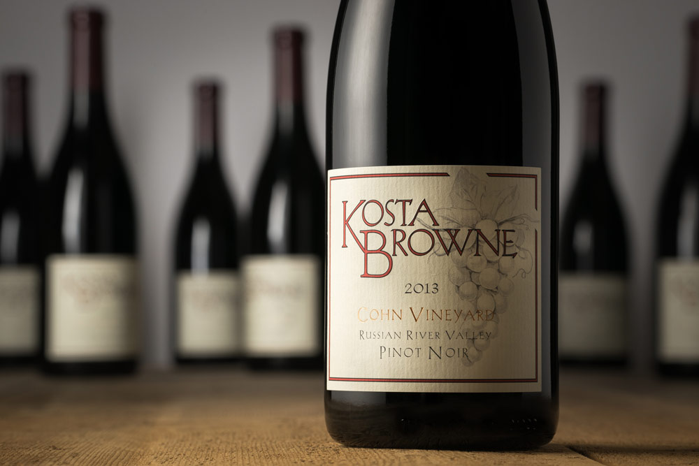 2013 Cohn Vineyard Russian River Valley - Kosta Browne Winery