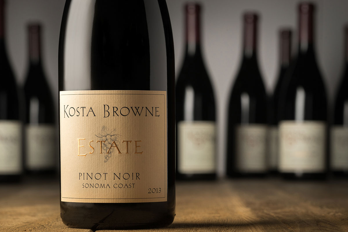 2013 Estate Sonoma Coast - Kosta Browne Winery