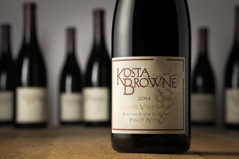 2014 Cohn Vineyard Russian River Valley - Kosta Browne Winery