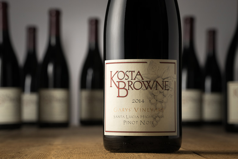 2014 Garys' Vineyard Santa Lucia Highlands - Kosta Browne Winery