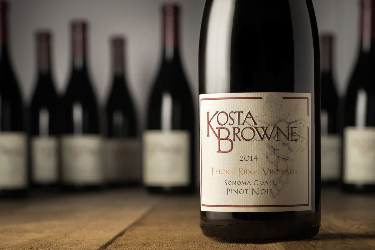 2014 Thorn Ridge Vineyard Sonoma Coast - Kosta Browne Winery
