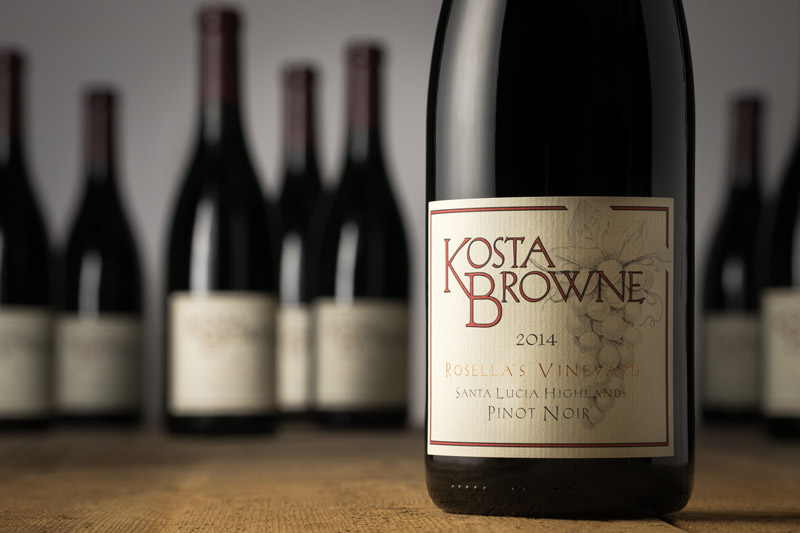 2014 Rosella's Vineyard Santa Lucia Highlands - Kosta Browne Winery