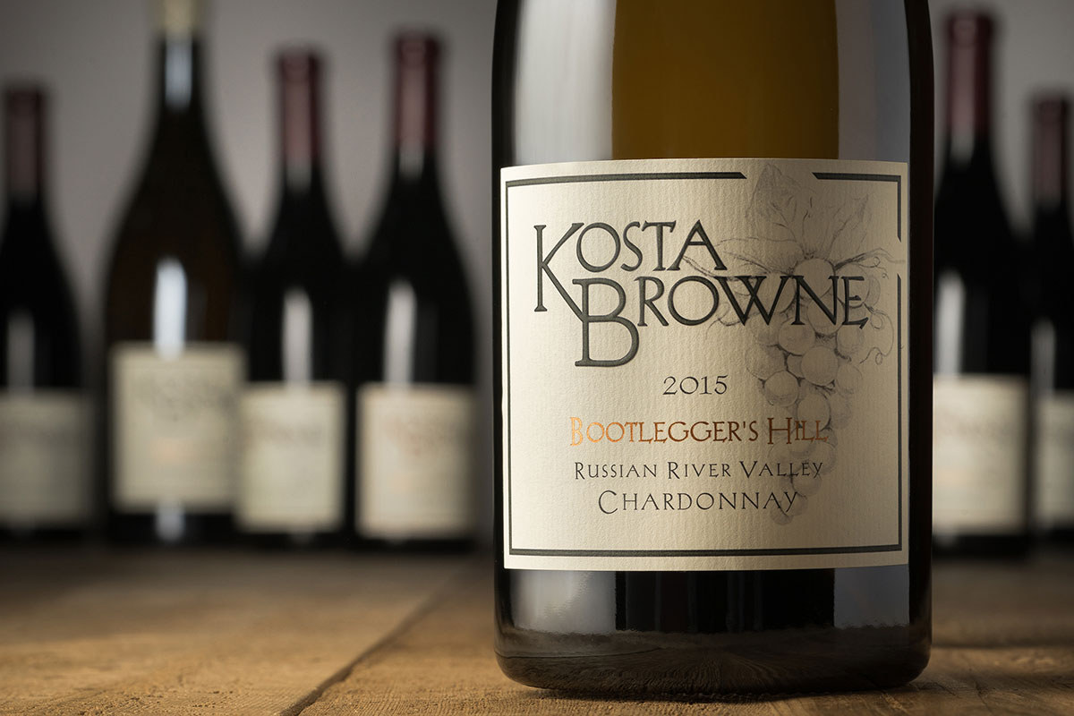 2015 Bootlegger's Hill Russian River Valley - Kosta Browne Winery