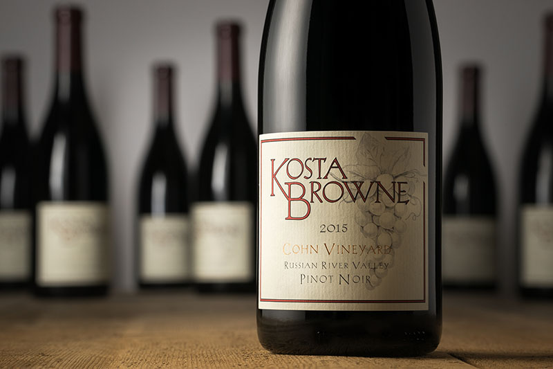 2015 Cohn Vineyard Russian River Valley - Kosta Browne Winery