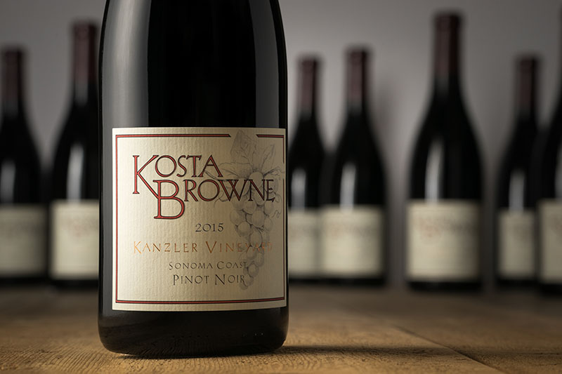 2015 Kanzler Vineyard Sonoma Coast - Kosta Browne Winery