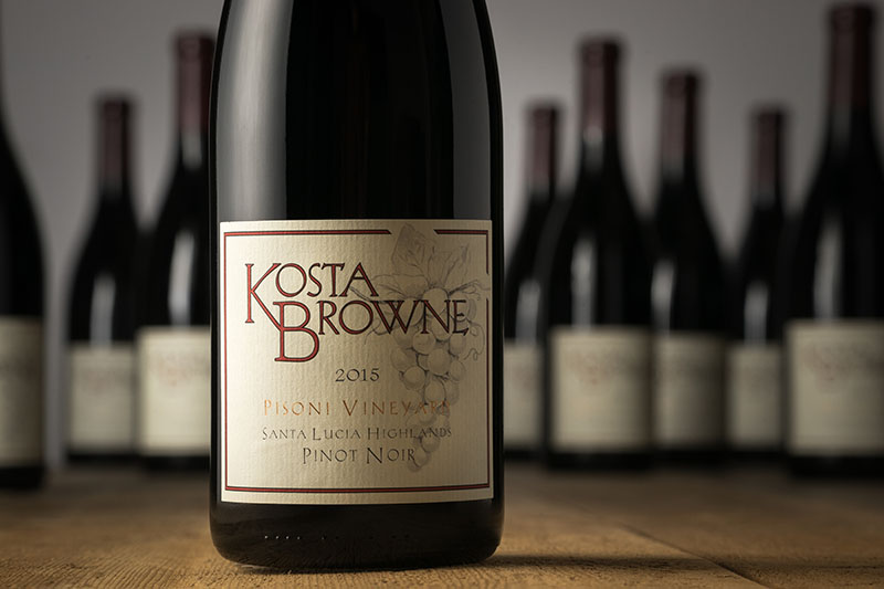 2015 Pisoni Vineyard Santa Lucia Highlands - Kosta Browne Winery