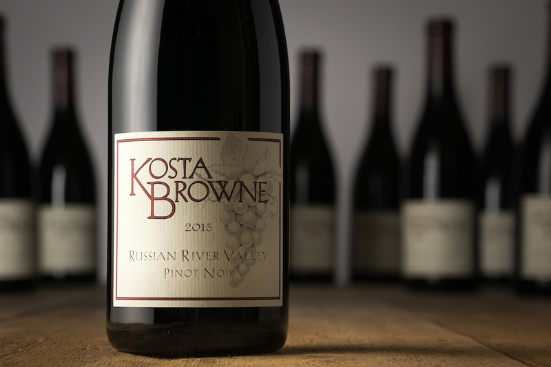 2015 Russian River Valley Pinot Noir - Kosta Browne Winery