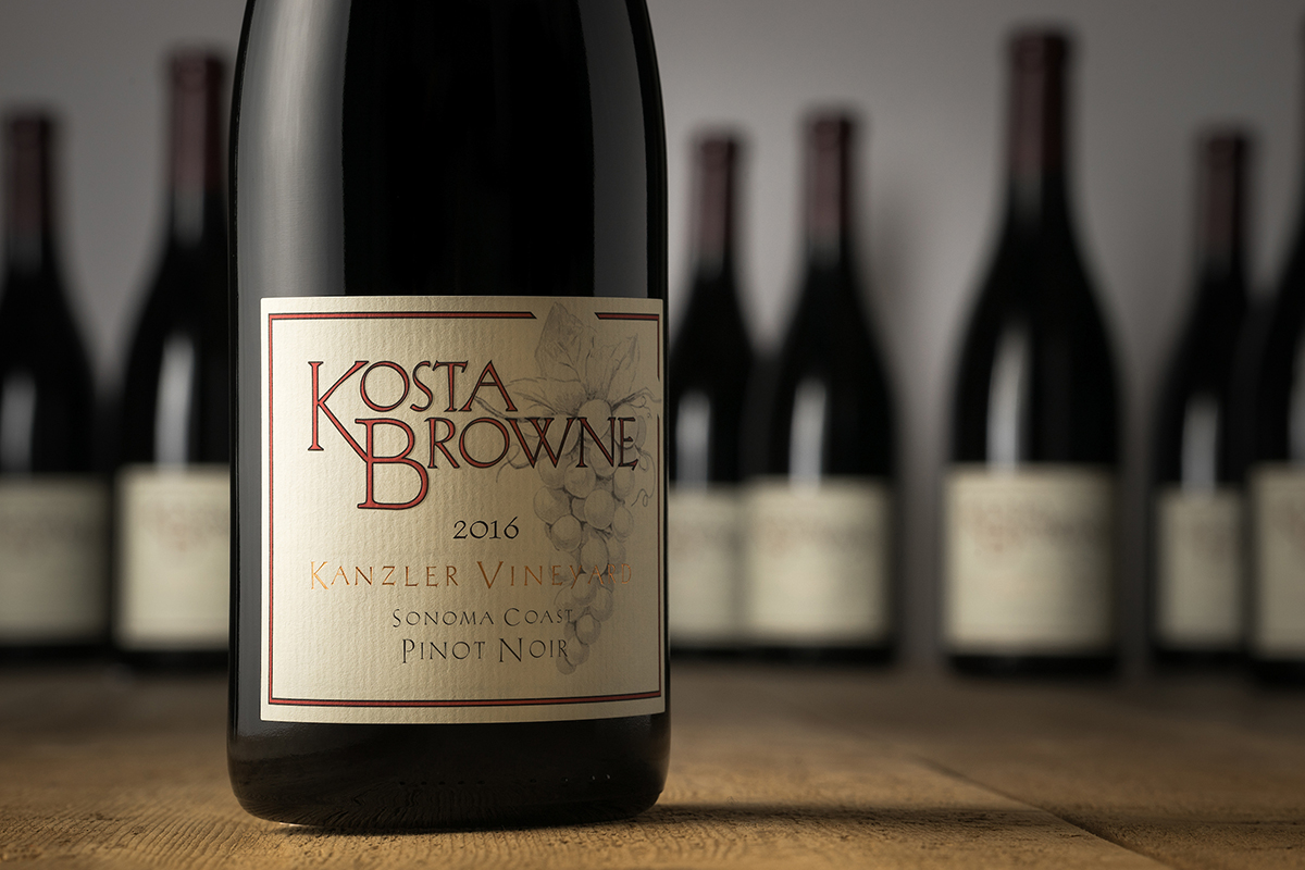 2016 Kanzler Vineyard Sonoma Coast - Kosta Browne Winery