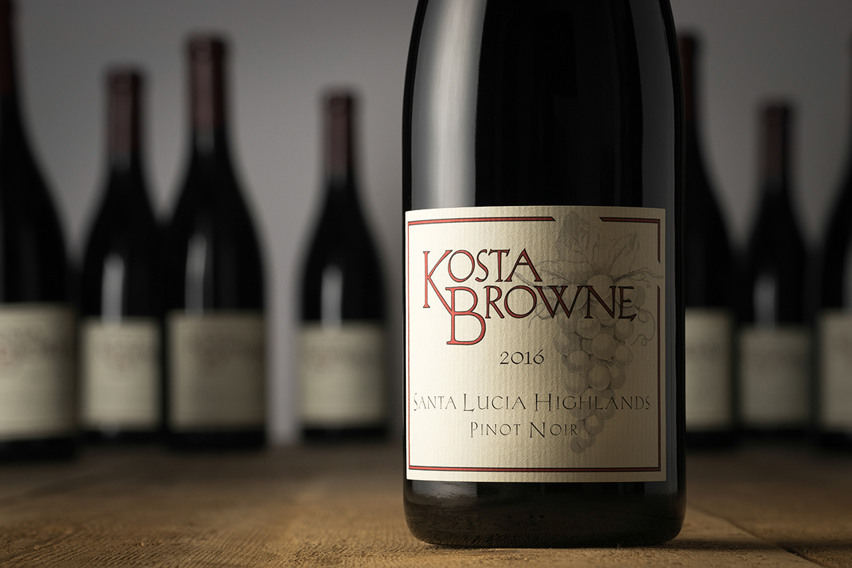2016 Santa Lucia Highlands Pinot Noir - Kosta Browne Winery