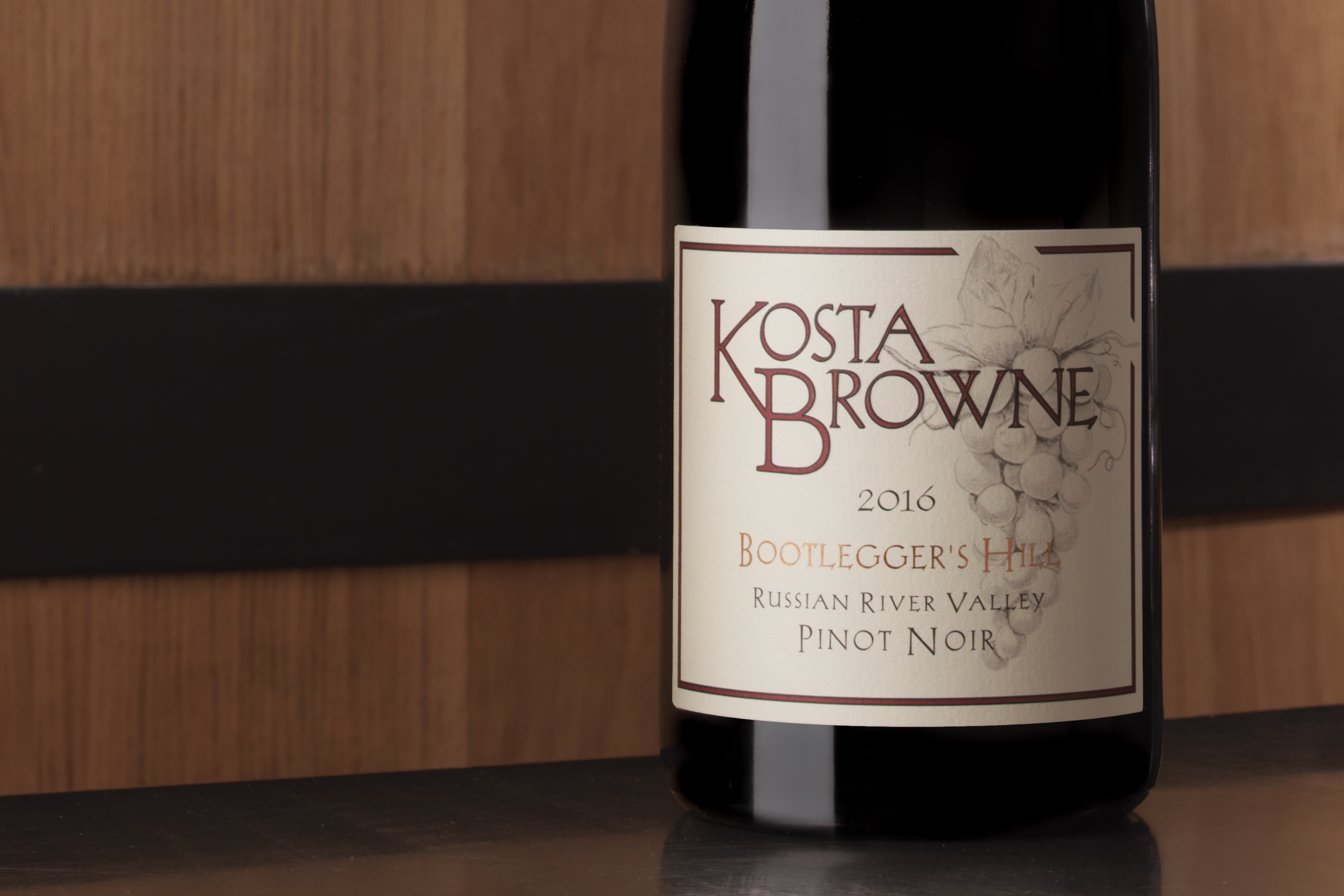 2016 Bootlegger's Hill Russian River Valley - Kosta Browne Winery