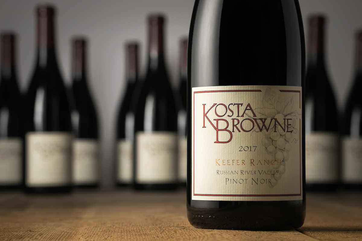 2017 Keefer Ranch Russian River Valley - Kosta Browne Winery