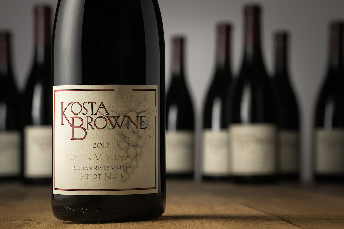 2017 Koplen Vineyard Russian River Valley - Kosta Browne Winery