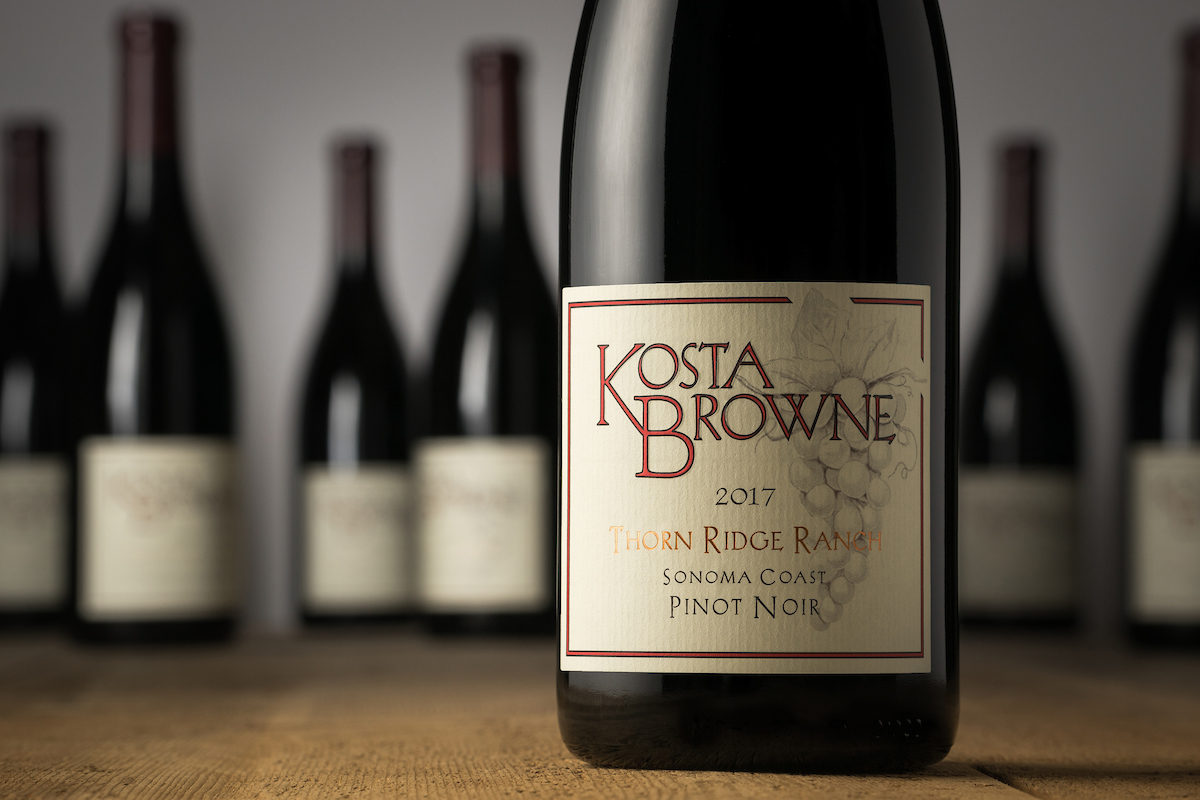 2017 Thorn Ridge Ranch Sonoma Coast - Kosta Browne Winery