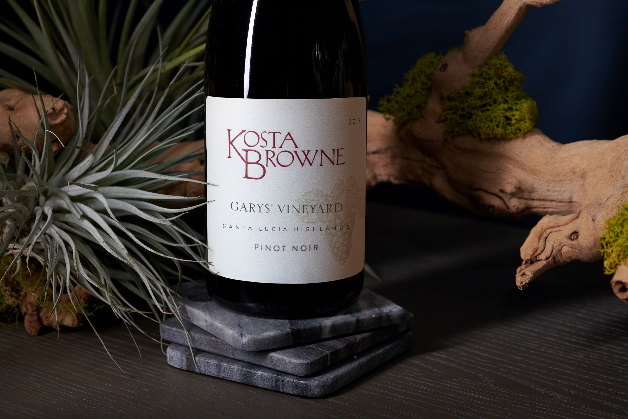 2018 Garys' Vineyard Santa Lucia Highlands, Pinot Noir - Kosta Browne Winery
